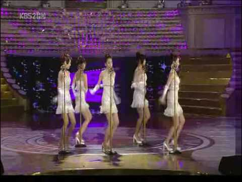 Wonder Girls –  Nobody (2008 Blue dragon award)청룡영화제