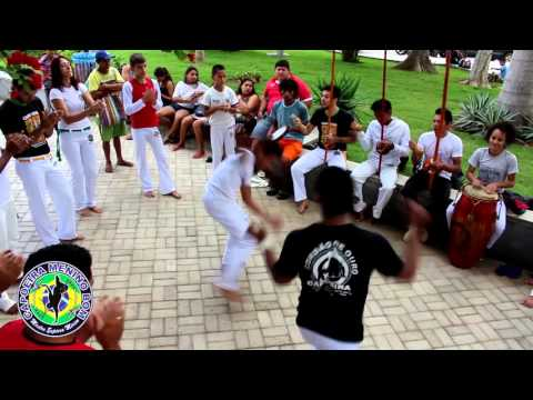 Roda de capoeira em Viçosa do Ceará - Capoeira Menino Bom - Mestre Toinho