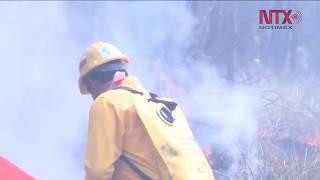 Incendios forestales, la mayoría son provocados por el hombre