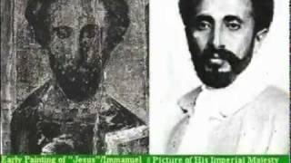 Christ IN HIS IMAGE Haile Selassie I The Kingly Messiah - Pantocrator