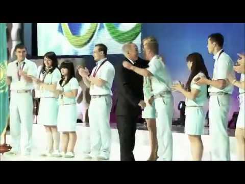 Спорт в Казахстане | Sport in Kazakhstan онлайн видео