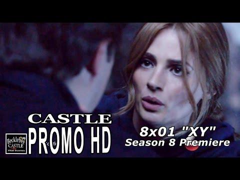 castle 8x01 promo