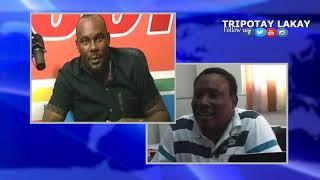 Gary Pierre Paul Charles Reponn Jean Monard Metellus paske Président Jovenel Moïse te dòmi lakay Gary pandan kanpay la.
