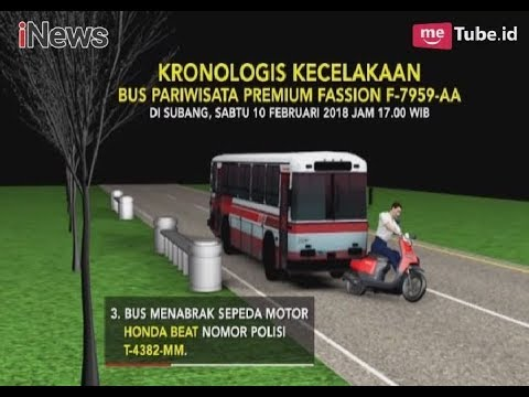 Download Video Berikut Kronologi Kecelakaan Maut Tanjakan Emen, Subang - INews Sore 11/02