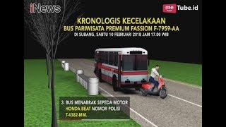 Video Berikut Kronologi Kecelakaan Maut Tanjakan Emen, Subang - iNews Sore 11/02 MP3, 3GP, MP4, WEBM, AVI, FLV Februari 2018