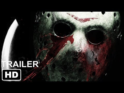 JASON Official Teaser #1 FRIDAY THE 13TH (2018) Horror Movie HD