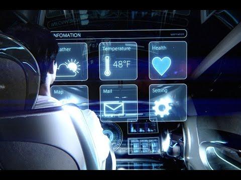 Интернет в автомобиле. Какие технологии дает интернет? (видео)