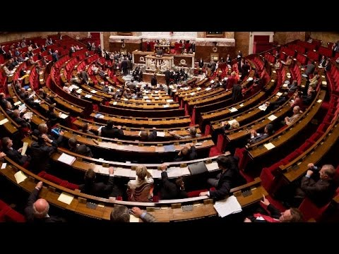 LIVE: French National Assembly to discuss final labour reform bill