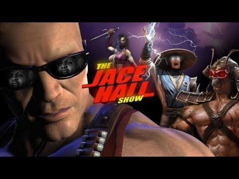 New I Play WoW Rap & Duke Nukem Exclusive - Jace Hall Show: Season 4 Episode 20 (IGN)