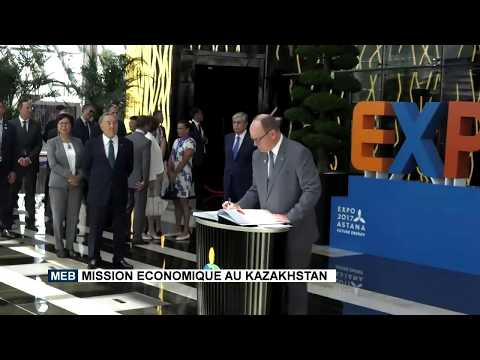 Mission économique pour le MEB au Kazakhstan