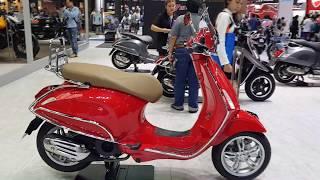 10. Vespa Primavera S-Series 150 I-GET ABS