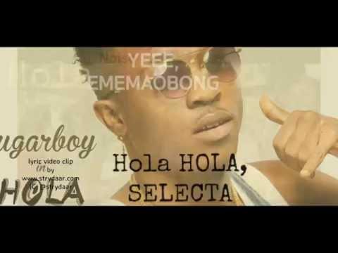 SUGARBOY - HOLA HOLA (Gworldwide)