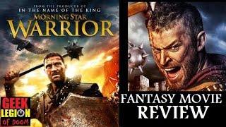 MORNING STAR ( 2014 Adrian Bouchet  ) aka MORNING STAR WARRIOR Fantasy Movie Review