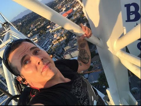 'Jackass' Steve-O Arrested after anti-SeaWorld crane stunt, Now released on bail