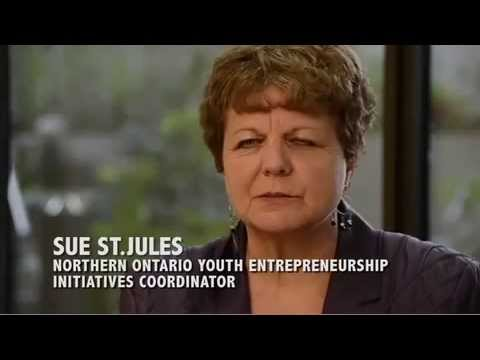 Financial Literacy for Ontarians project - Northern Ontario Youth Entrepreneurship Initiative