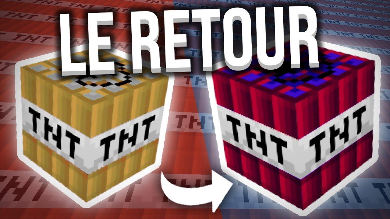 LE RETOUR DES TNT WARS ?!