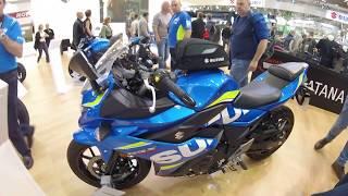 8. Suzuki GSX-R 250 2019