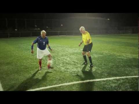 Awesome unofficial Nike commercial: Still doing it.