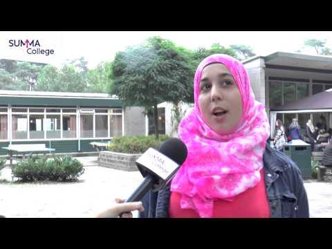 Summa Welzijn: schoolkamp opleiding Pedagogisch Werk