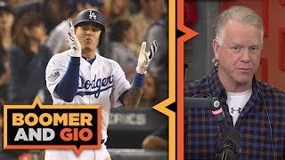 Padres sign Manny Machado to a 10-year $300 MILLION dollar deal | Boomer and Gio