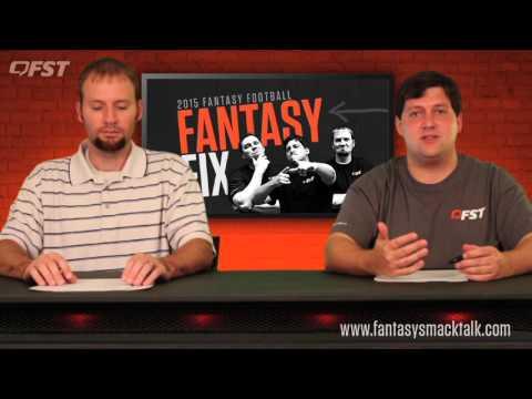 2015 Fantasy Football: Week 2 Fantasy Fix thumbnail