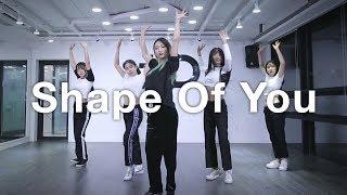 Video Ed Sheeran (cover by J.Fla) - Shape Of You / Yejin Yoo (#DPOP WAACKING CLASS) MP3, 3GP, MP4, WEBM, AVI, FLV Juni 2018