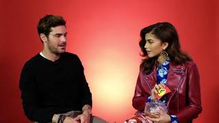 Video We Got Zac Efron And Zendaya To Interview Each Other | Buzzfeed UK MP3, 3GP, MP4, WEBM, AVI, FLV April 2018