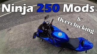 6. Ninja 250 Mods and Overclocking