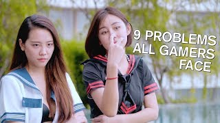 Video 9 PROBLEMS ALL GAMERS FACE MP3, 3GP, MP4, WEBM, AVI, FLV Maret 2019