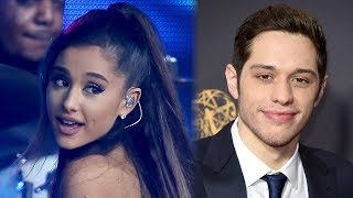 Video Ariana Grande TEASES New Music & Is OFFICIALLY Dating Pete Davidson MP3, 3GP, MP4, WEBM, AVI, FLV Mei 2018