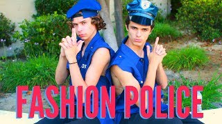 "Fashion Police  Brent RiveraGive this video a thumbs up of you enjoyed it! This video was inspired by Rudy Mancuso's Terrible Cops: https://www.youtube.com/channel/UC5jkXpfnBhlDjqh0ir5FsIQIf you're new here, don't forget to subscribe for weekly videos! Welcome to the fam! Hang out with me on Social Media:SnapChat, Add me: TheBrentRiveraInstagram: @BrentRiveraTwitter: @BrentRiveraVine: @BrentRiveraFacebook: @BrentRiveraI have all rights to use this audio in this video according to Final Cut Pro's/YouTube's ""terms of use."""