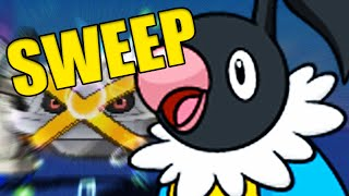 CHATOT SWEEP! by Verlisify