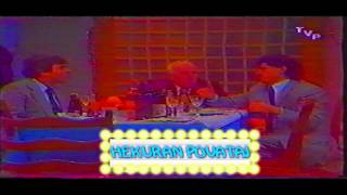 Humor Shqip TVP Sheremeti Dhe Delia 1989 Viti Ri