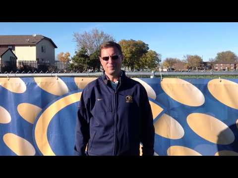 Women's Soccer - UW-Eau Claire vs. UW-Oshkosh - Coach Yengo Post-Game