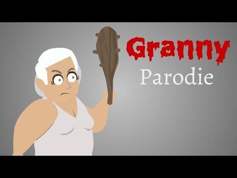 Granny - Ziua 1 (Parodie Animată) | Sezonul 1