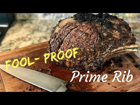Fool - Proof Prime Rib
