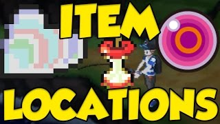 YOU CAN BUY HEARTSCALES?!? Pokemon Sun and Moon BEST Item Locations! by Verlisify