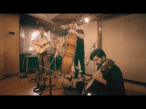VIDEO: YORKSTON THORNE KHAN - Song for Thurza (Live in the Studio)