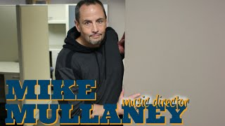Everyone always wonders what happens at Mix 104.1 behind the scenes. We are just like any other office...with some very colorful characters. Let's meet one. Mike Mullaney, Mix 104.1's Music Director