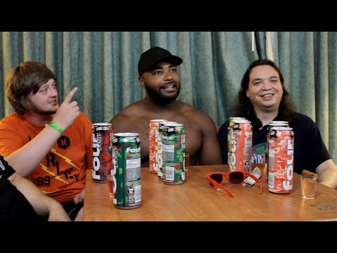 BlumGum Does Four Loko 40 With Wreckless Eating