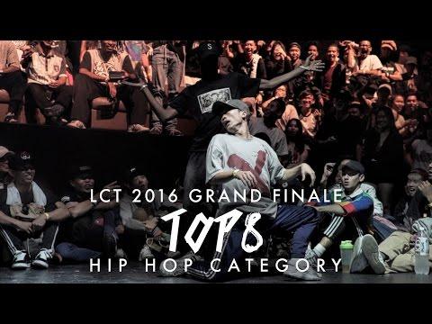 Kyogo & Youki vs Shaadow Sefiroth & AK | Top8 Hip Hop | Lion City Throwdown 2016 Grand Finale