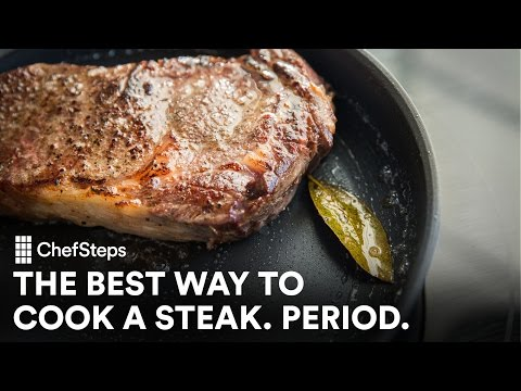 ChefSteps Shows Us How to Cook the Perfect SousVide