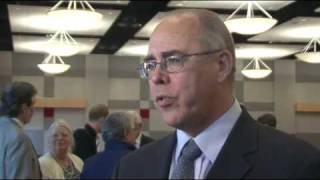 KVBC Interview with President Smatresk - March 2, 2010