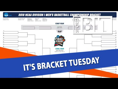 NCAA Bracket Predictions | Sports BIT | Tuesday, March 13