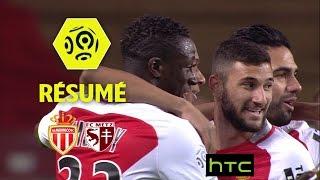 Revivez les meilleurs moments de AS Monaco - FC Metz (5-0) en vidéo. Ligue 1 - Saison 2016/2017 - 25ème journée Stade Louis II - samedi 11 février 2017 Buteu...