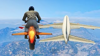 Let's go for 10000 likes! Subscribe for more videos! LANDING ON A PLANE IN MIDAIR! Welcome back Kops to some more Grand...