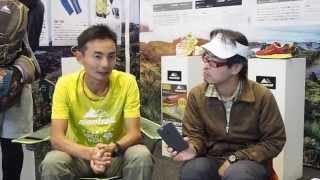 ハセツネ・カップ 2014 レース後インタビュー