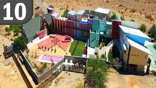 Video Top 10 Weird and Crazy Celebrity Houses MP3, 3GP, MP4, WEBM, AVI, FLV Juni 2019