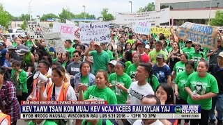 Mosinee (WI) United States  City new picture : SUAB HMONG NEWS: EP 2 - Peace March for Dylan Yang in downtown Wausau, WI 05/31/2016