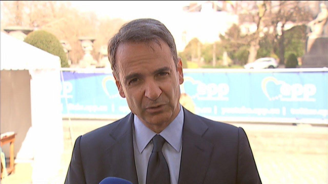 Κ. Μητσοτάκης: Στις ευρωεκλογές ψηφίζουμε για ισχυρή Ελλάδα, σε μια Ευρώπη που αλλάζει